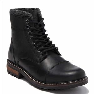 NWB Boutique! CREVO Regent Cap Toe Men's Boots
